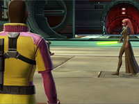 SW The Old Republic: Imperial Agent: Part 1